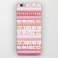 HIPPIE BANDANA iPhone & iPod Skin