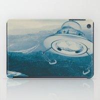 UFO III iPad Case