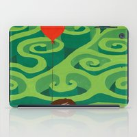 The Maze iPad Case