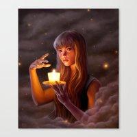 Dreamlight Canvas Print