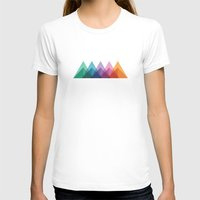 Fig. 009 Womens Fitted Tee White SMALL