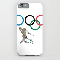 iPhone & iPod Case featuring The Ring by Kent Zonestar