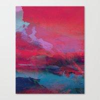 Untitled 20150726s Canvas Print