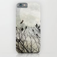 iPhone & iPod Case featuring Travellers Roost by V. Sanderson / Chickens in the Trees
