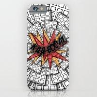 KAA-BOOM iPhone 6 Slim Case