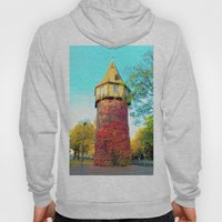 Tower In Autumn Hoody