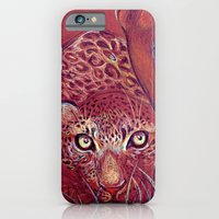 iPhone & iPod Case featuring The Wait by Emily A Robertson