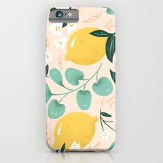 Lemon Party Slim Case iPhone 6s