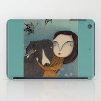 You and I iPad Case