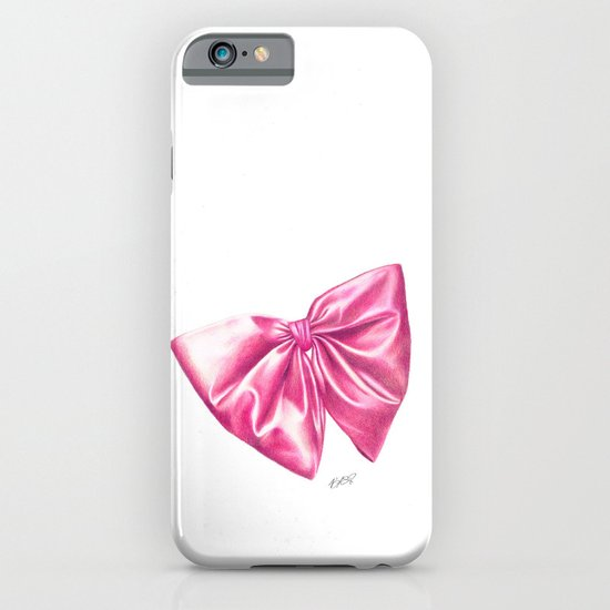 Tied With A Bow iPhone & iPod Case