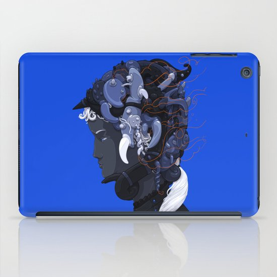 Lost in Thought iPad Case