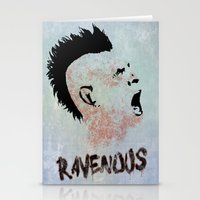 Ravenous Stationery Cards