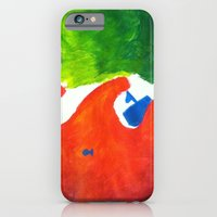 iPhone & iPod Case featuring Waves by laurmatay