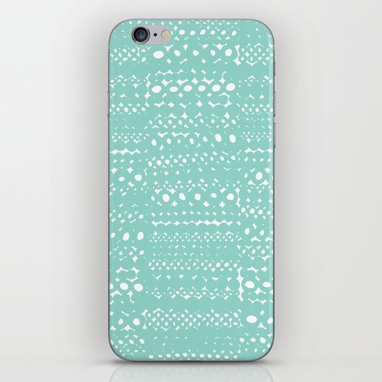 Frans iPhone & iPod Skin