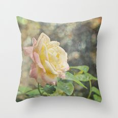 Alive in Everything Throw Pillow