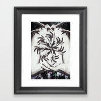 Deemed Framed Art Print