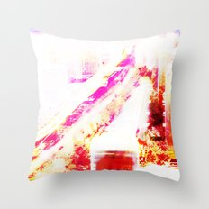 kobecity Throw Pillow