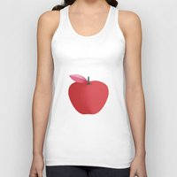 Apple 26 Unisex Tank Top