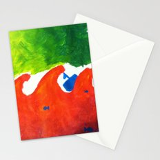 Waves Stationery Cards