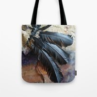 Morrigan Tote Bag