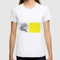 Parrot Womens Fitted Tee Ash Grey SMALL