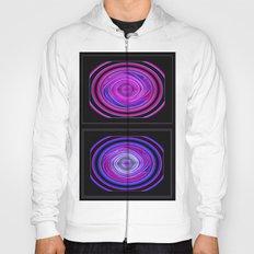 Abstract Modern Circles. Hoody