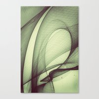 The Breeze Canvas Print
