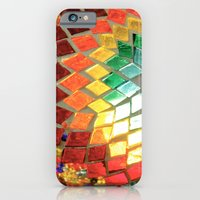 iPhone & iPod Case featuring Mirrored Lamp by Ananya Ghemawat