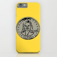 iPhone Cases featuring Leslie Knope  |  Susan B. Anthony Coin  |  Parks and Recreation by Silvio Ledbetter