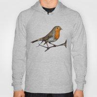 Robin Bird Hoody