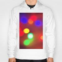 Colourful Lights Hoody