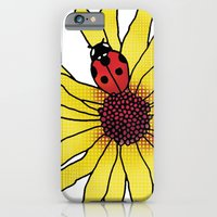 iPhone & iPod Case featuring Little Lady Bug by HarrietAliceFox