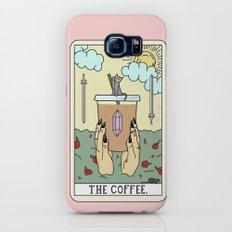 COFFEE READING Galaxy S6 Slim Case