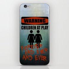 The Overlook Twins iPhone & iPod Skin