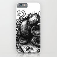 Octopus #8 iPhone 6 Slim Case