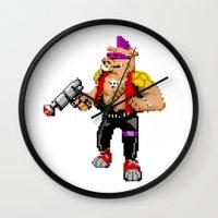 Bebop Wall Clock