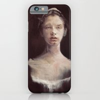 iPhone & iPod Case featuring barefoot by karien deroo