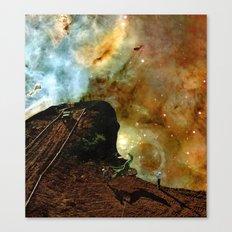 Antero space Canvas Print