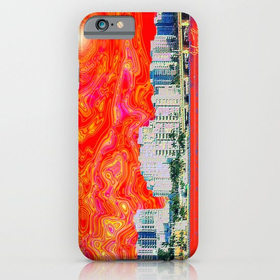 Miami Afternoon 2 iPhone & iPod Case