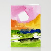 Rainbow High Noon 1 Stationery Cards
