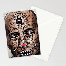 M A S K  Stationery Cards
