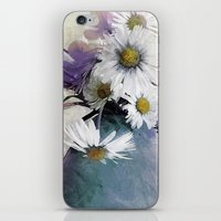 Daisies And Buttercups -… iPhone & iPod Skin