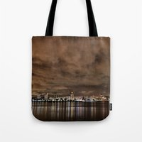 El Niño Skies Tote Bag