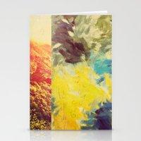 Waterfall (ANALOG Zine) Stationery Cards