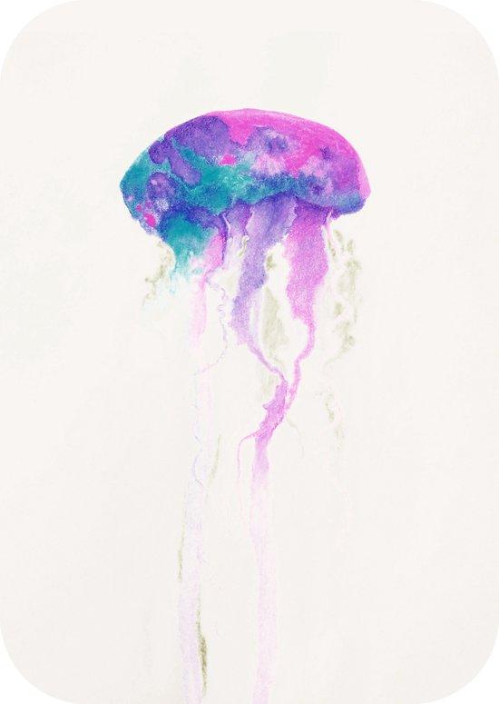 Jellyfish #1 Canvas Print