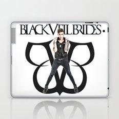 Andy Biersack Black Veil Brides best decoration ideas Laptop & iPad Skin