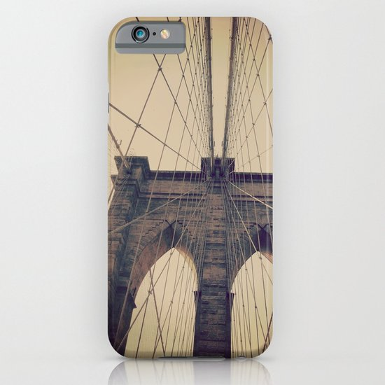 Brooklyn Web iPhone & iPod Case