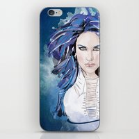 Alissa White Gluz  iPhone & iPod Skin
