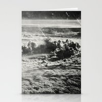 Somewhere Over The Cloud… Stationery Cards