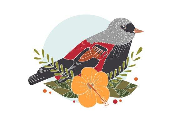 Ula-'ai-hawane Art Print